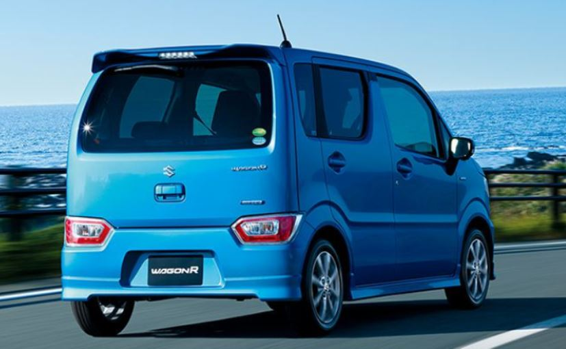 New Generation Suzuki Wagon R Rear
