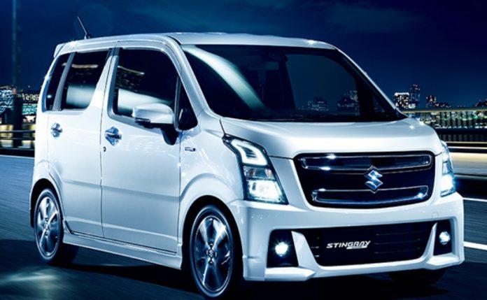 New Generation Suzuki Wagon R Stingray