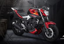 Yamaha MT 25 Launch Indonesia