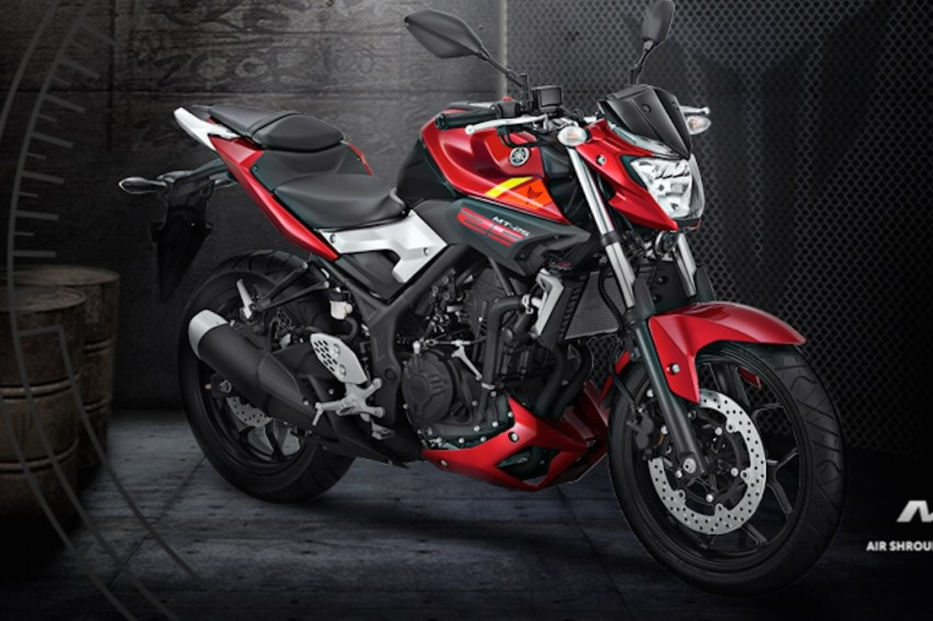 Yamaha mt 25 launched in indonesia at rs lakhs for Yamaha mt 25