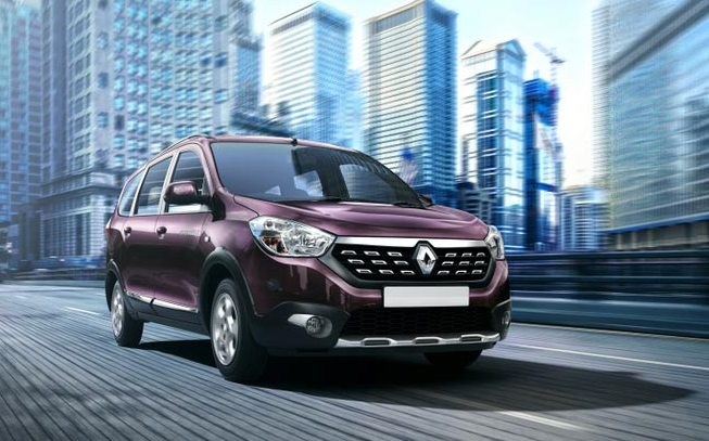 Renault Lodgy Stepway Launched In India At Rs 60 000 Premium