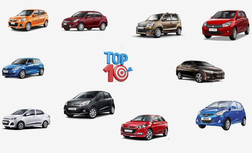 Top 10 Selling Cars In May 2015 in India
