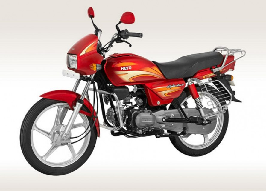 top selling bike hero splendor