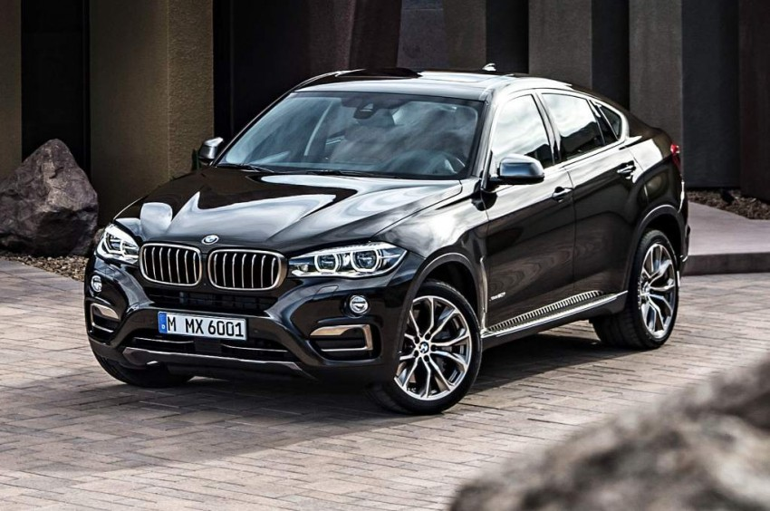 2015 BMW X6 INDIA LAUNCH JULY