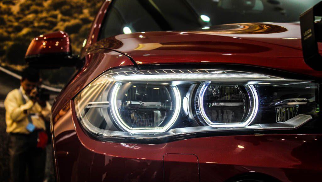 2015 BMW X6M 2016 India