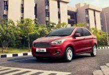 2015 Ford Figo Aspire india