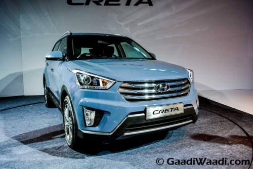 2015 Hyundai Creta Front