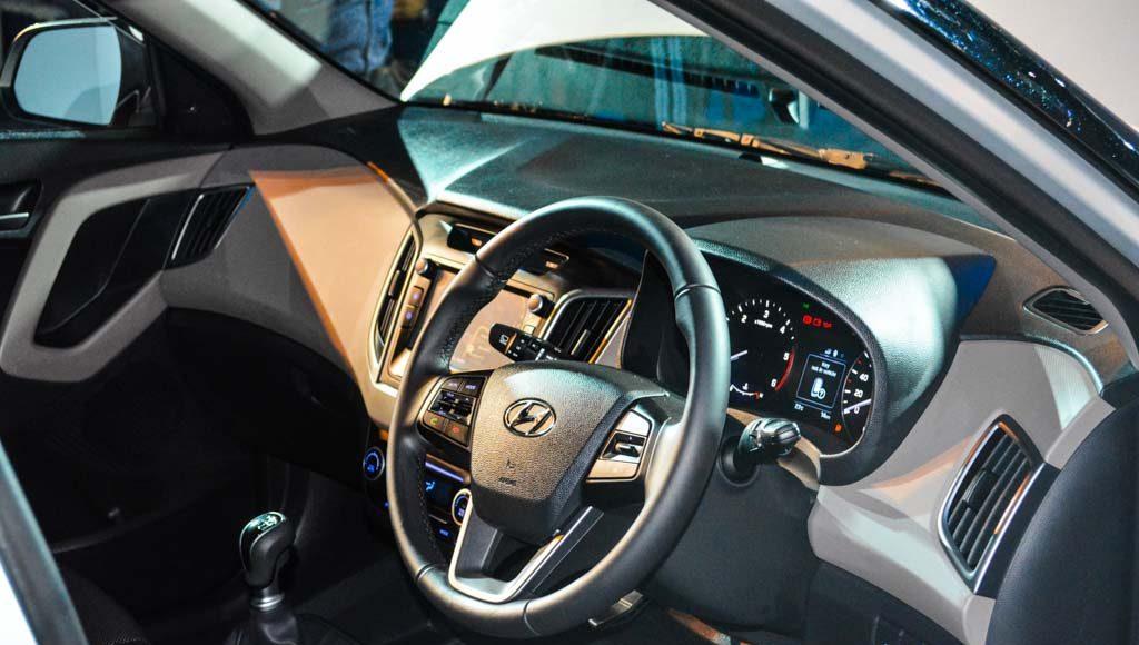 2015 Hyundai Creta interior