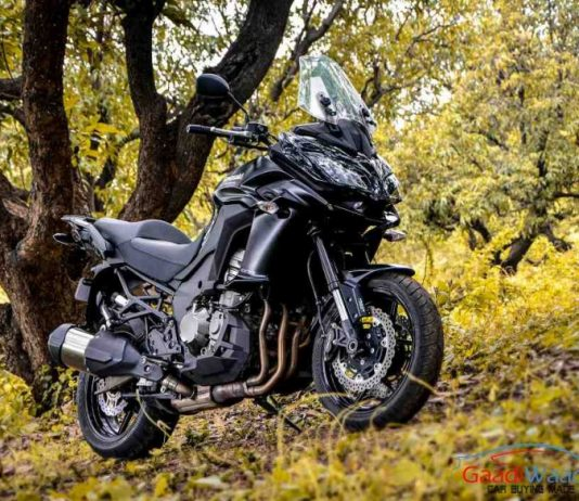 2015 Kawasaki Versys Test Ride Review