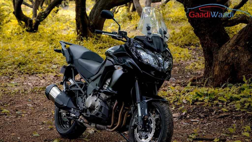 2015 Kawasaki Versys price