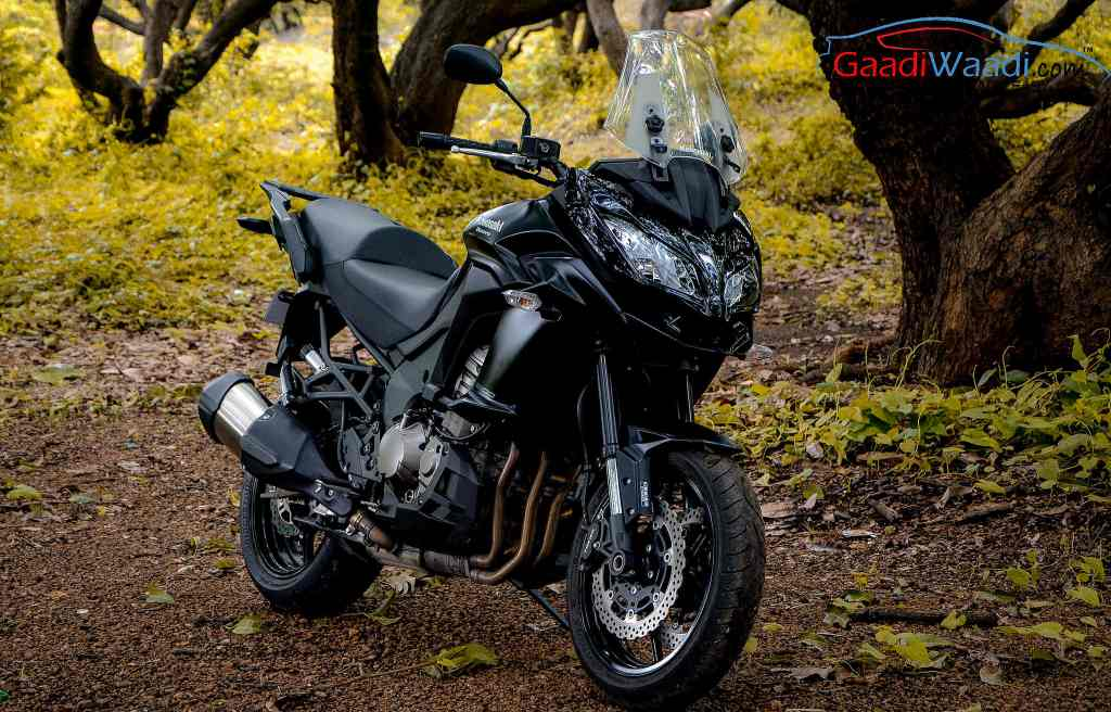 2015 kawasaki versys 1000 lt test ride review in india. Black Bedroom Furniture Sets. Home Design Ideas