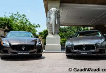 2015 Maserati India Launch