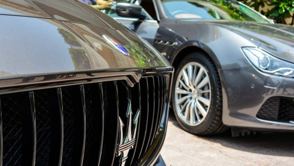 2015 Maserati India colors