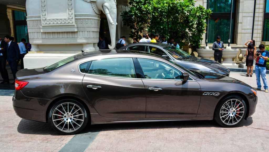 2015 Maserati India ghibli