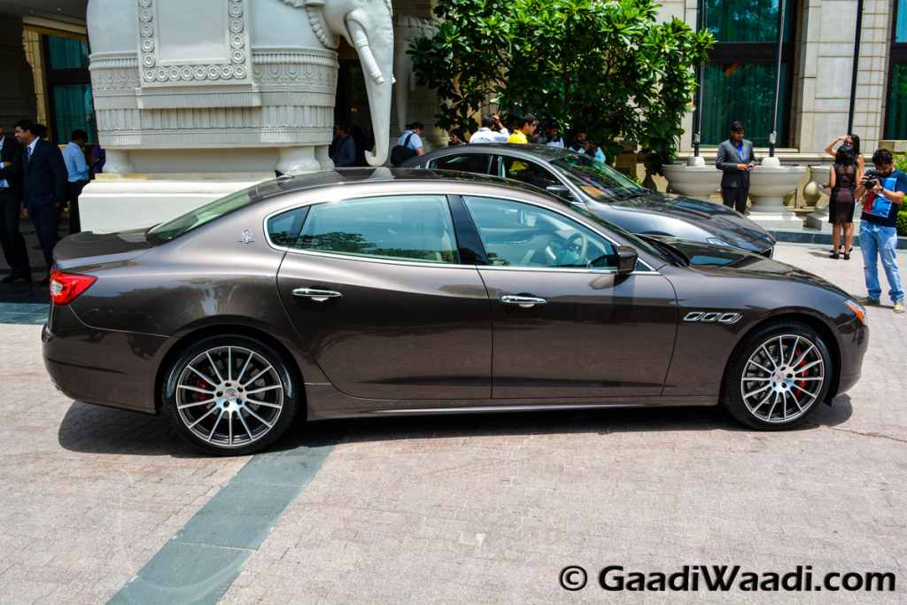 maserati comes back to india in its full glory, launches all models