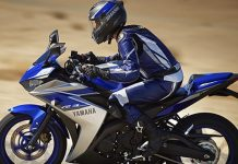 2015 Yamaha YZF-R3 Colors