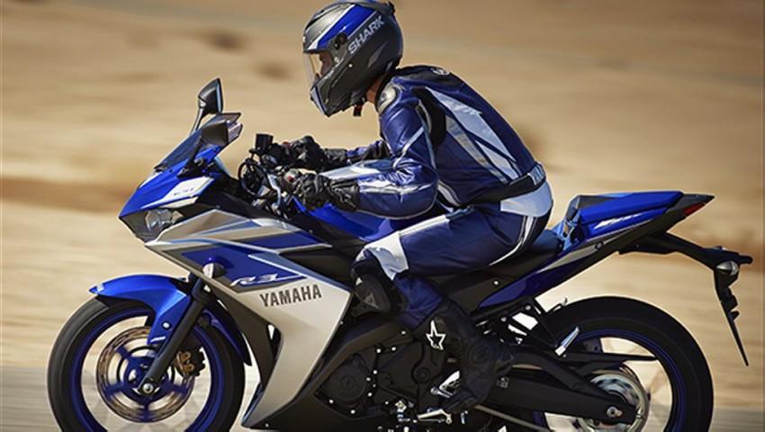 2015 Yamaha YZF-R3 Colors