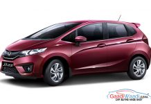 Electric Honda Jazz
