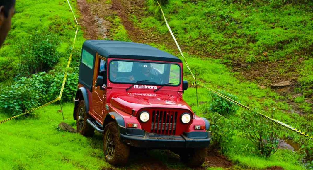 2015 mahindra thar review
