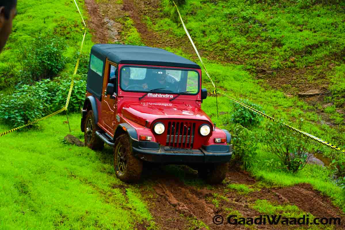 New Generation Mahindra Thar In The Works India Car News