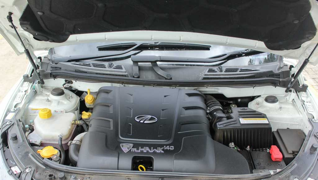 2015 mahindra xuv 500 engine