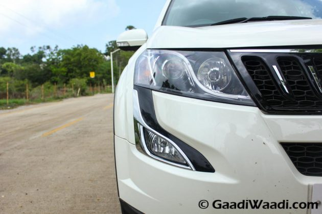 2015 mahindra xuv 500 lights