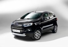 2016 Ford Ecosport India