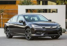 2016 Honda Accord India