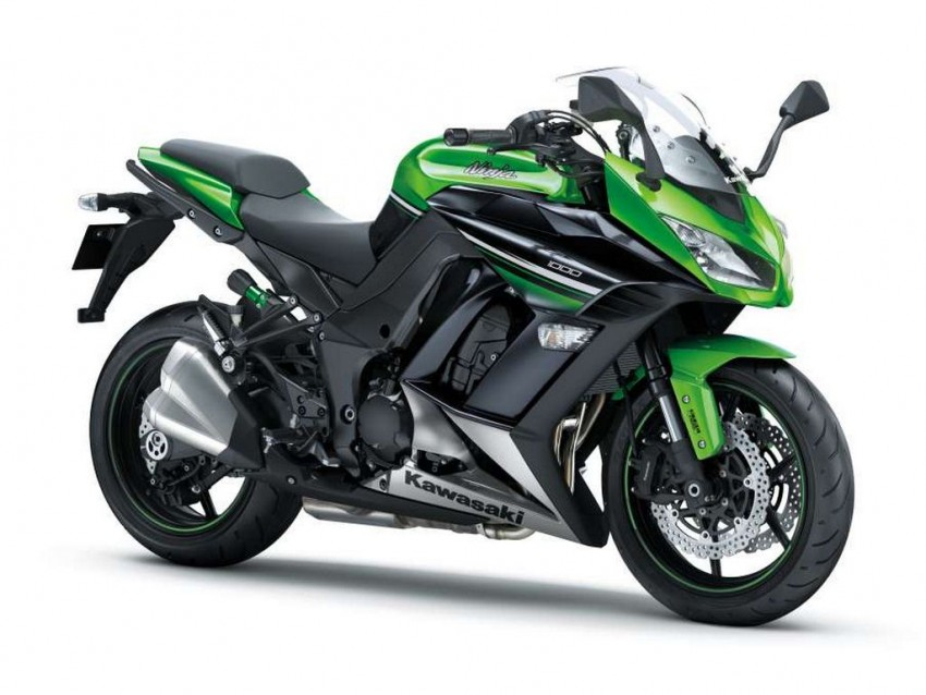 2016 Kawasaki Ninja 1000 India