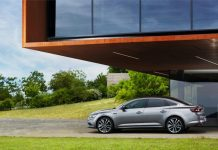 2016 Renault Talisman side profile