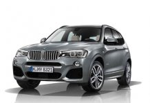 BMW X3 xDrive 30d M Sport India