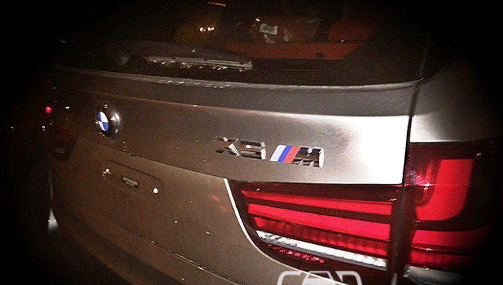 BMW X5 M India