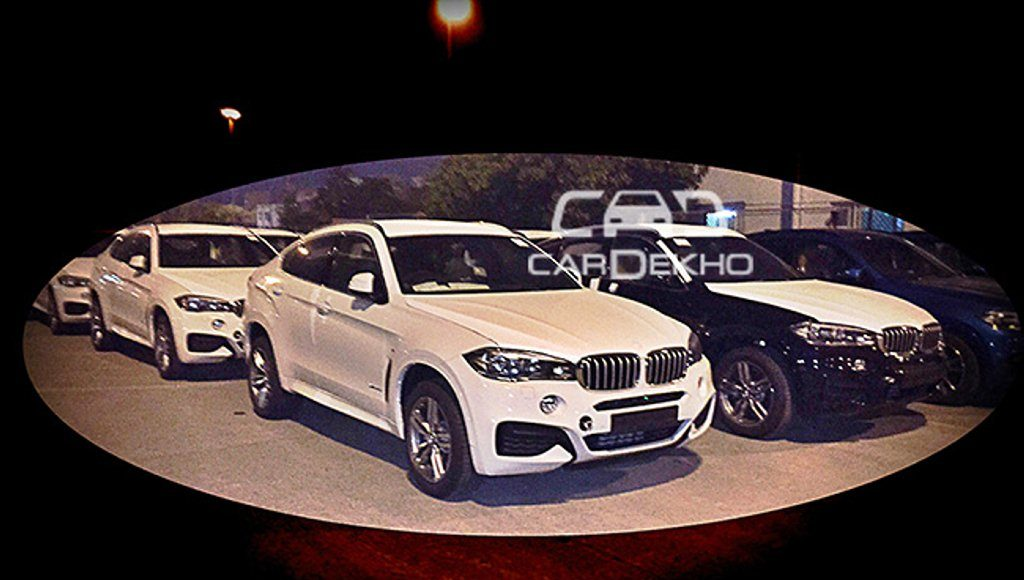 BMW X6 INDIA LAUNCH