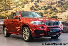 BMW X6M 2016 India
