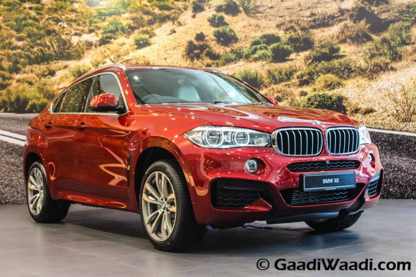 2015 Bmw X6 Launched In India Priced At 1 15 Crores
