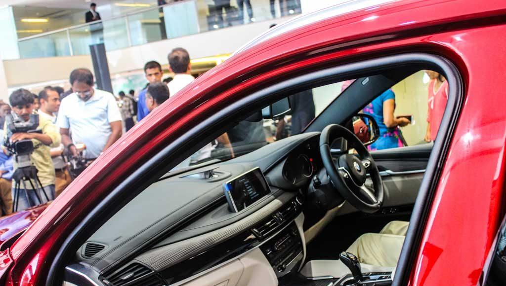 BMW X6M 2016 India price