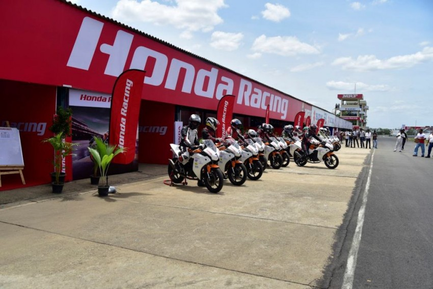 Honda One make race mmsc