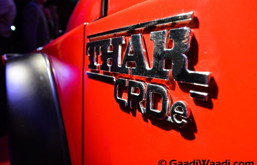 Mahindra Thar 2015 facelift launched (16)