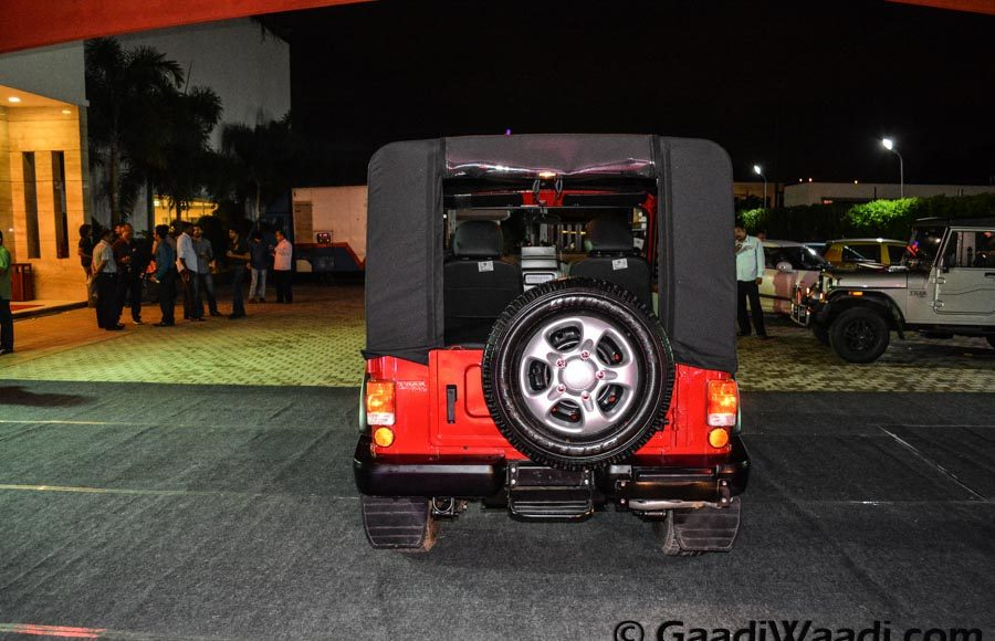 Mahindra Thar 2015 facelift launched (31)