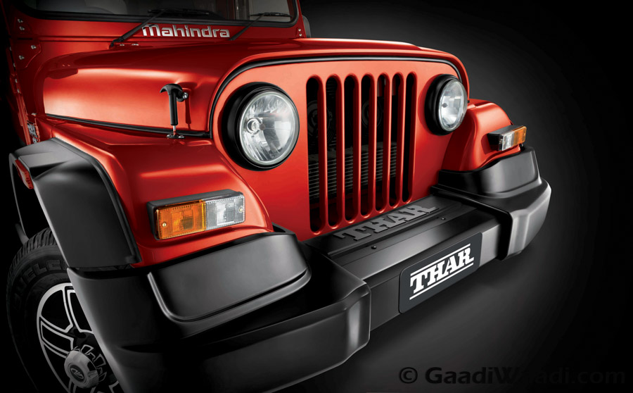 Mahindra Thar 2015 facelift launched (55)