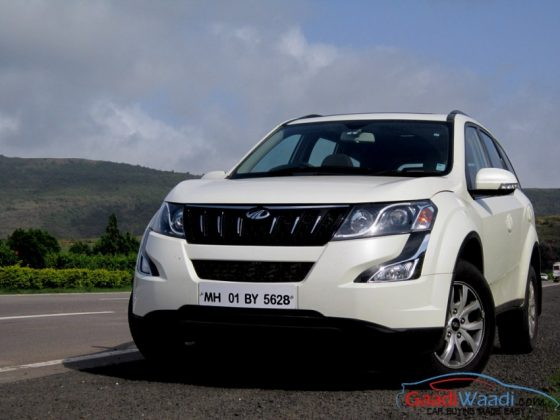 Mahindra XUV 500 Test Drive Review