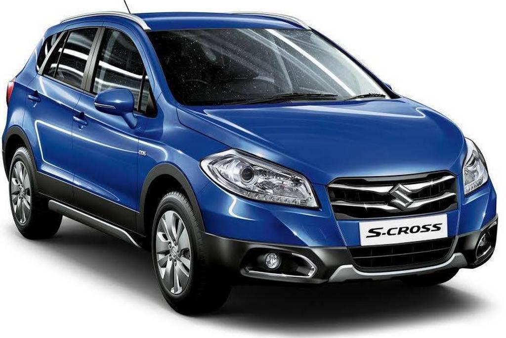 Maruti S Cross diesel