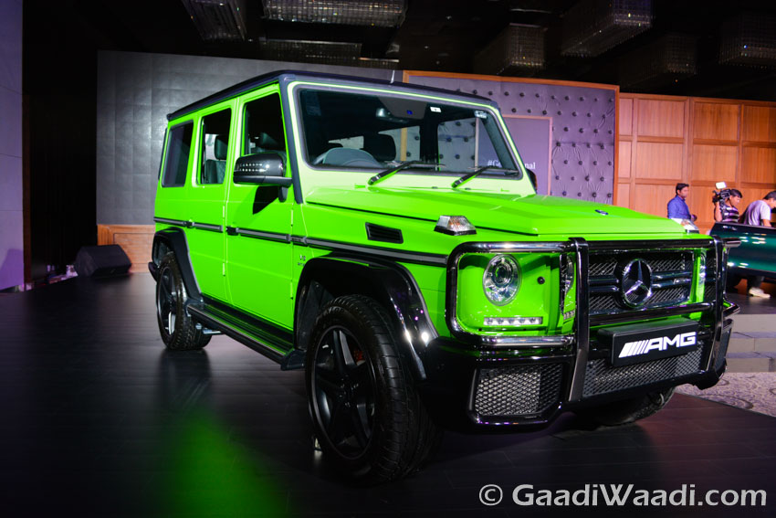 Mercedes-Benz AMG G63 Crazy Colour-21