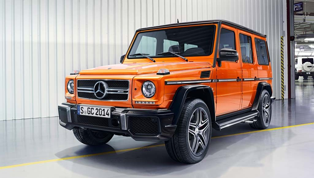 Mercedes-Benz AMG G63 Crazy Colour edition-5