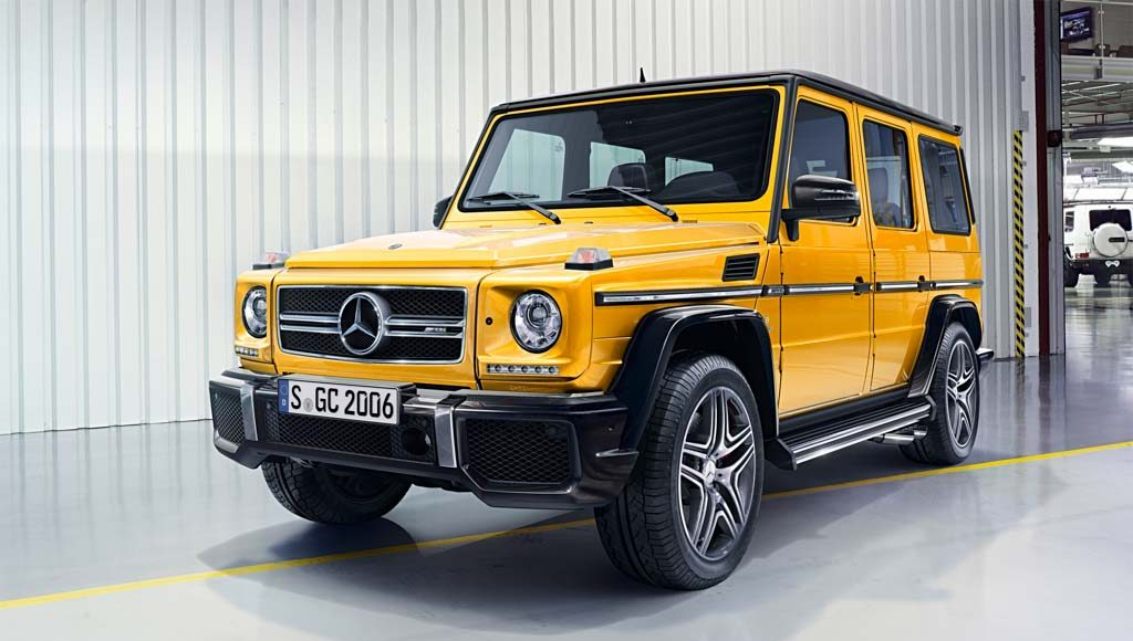 Mercedes-Benz AMG G63 Crazy Colour edition-6