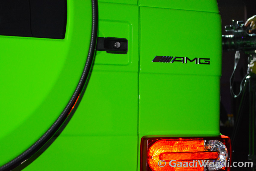 Mercedes-Benz AMG G63 Crazy Colour taillamp right