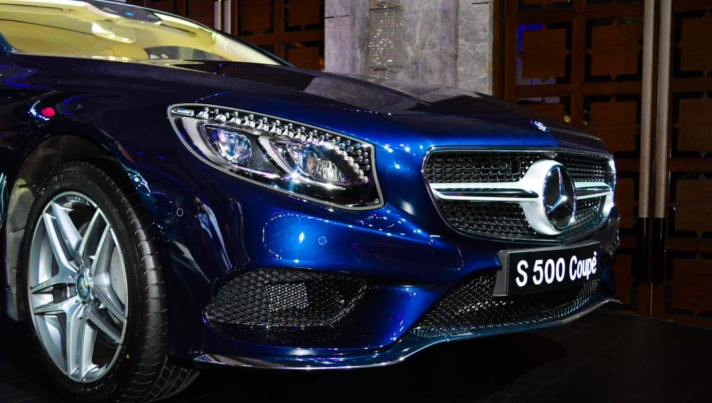 Mercedes-Benz S-Class Coupe-2