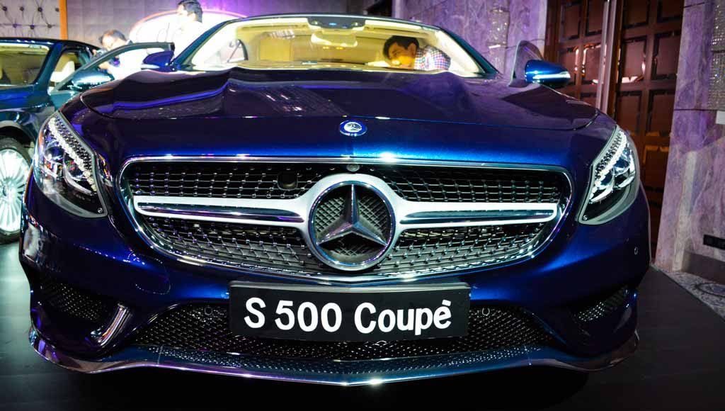 Mercedes-Benz S-Class Coupe-4