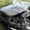S Cross Accident Front