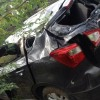 S-Cross Accident side